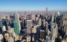 NYC Skyline, NYC skyscrapers