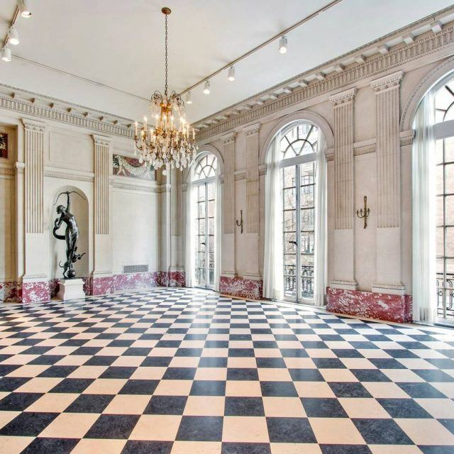 National Academy's trio of palatial UES buildings drops price to $79M, gets new pics