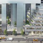 601 Lexington Avenue Market Building, Citicorp Center, Gensler, Boston Properties
