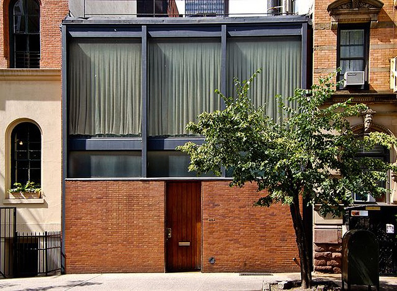 Philip Johnson's Rockefeller Guest House, a 'secret' modernist gem on Manhattan's east side
