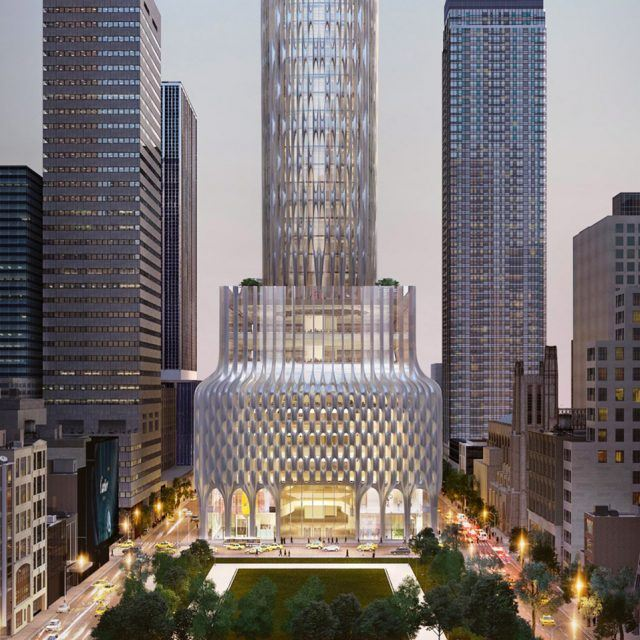 Kushner Companies' plan for extensive renovations at 666 Fifth Avenue rejected by Vornado