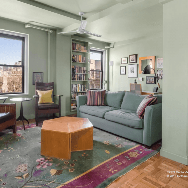 Gem of a two-bedroom in the East Village is both cute and cozy