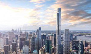 Central Park Tower, Extell Developments, Midtown