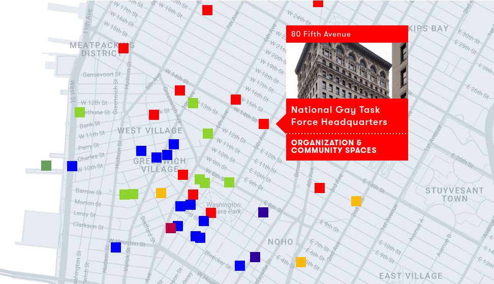Explore historic LGBT sites in NYC with this interactive map