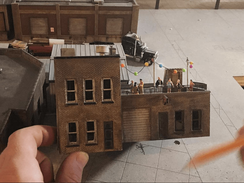 A fanciful miniature New York City is coming to a 49,000-foot space in Times Square