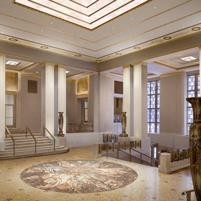 Anbang taps Skidmore, Owings & Merrill for Waldorf Astoria renovation