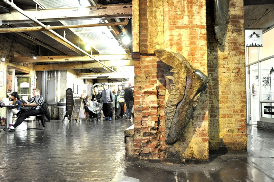 From the Westside Cowboys to the Oreo cookie: 10 Secrets of Chelsea Market  6sqft
