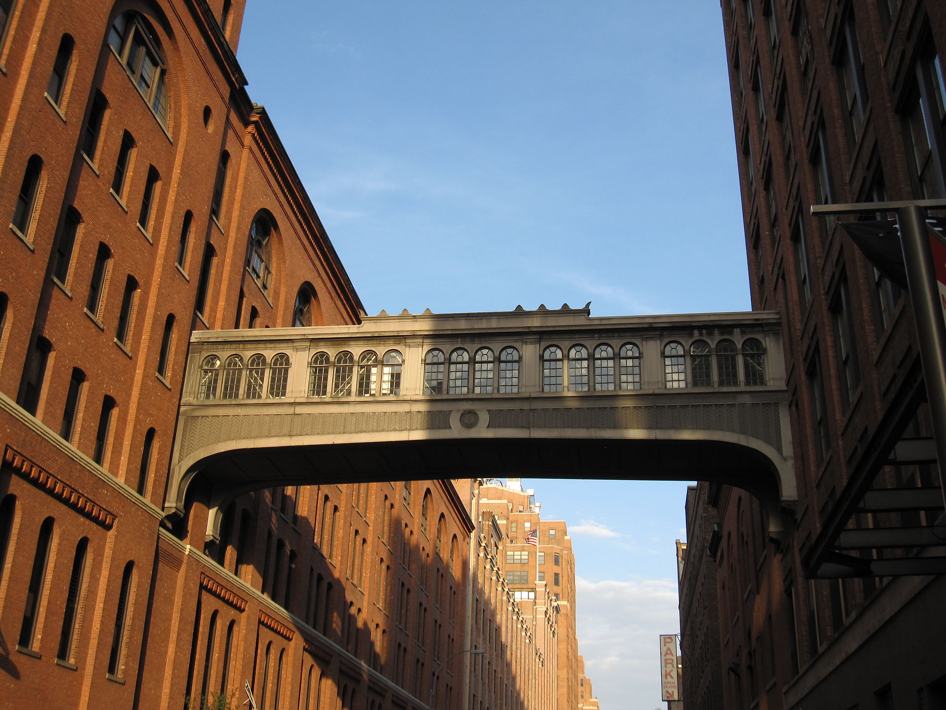 Chelsea Market from the westside cowboys to the oreo cookie: 10 secrets of