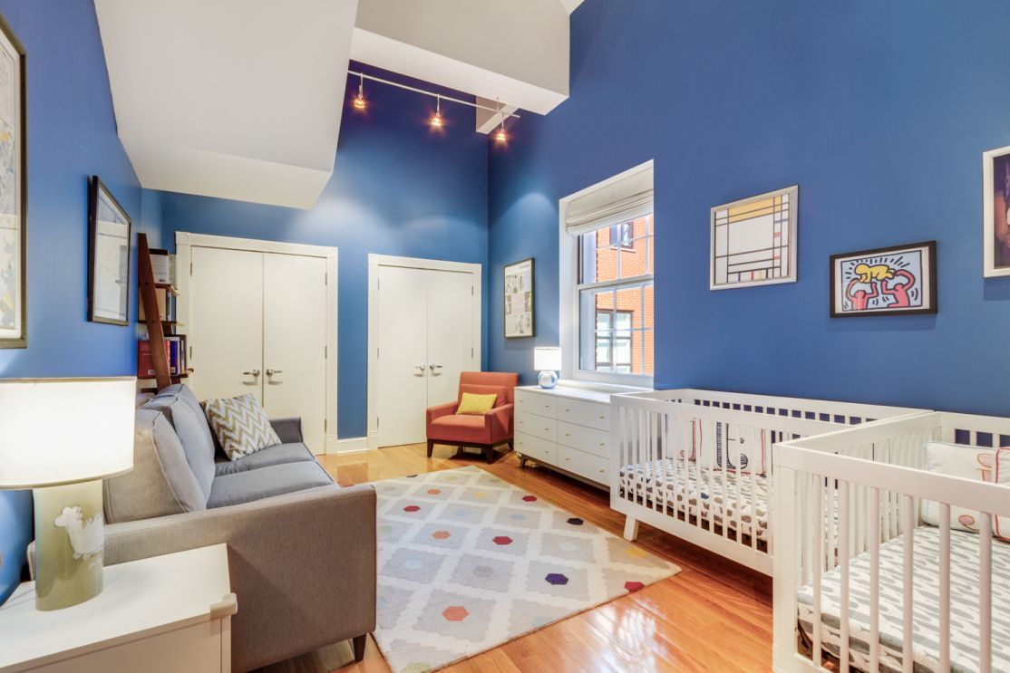A $1.5M modern condo lives inside this historic 1850s Brooklyn ...