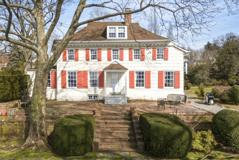 18th Century Dutch Colonial Home One Of The City S Last Is For