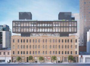 The Warehouse, High Line architecture, Elijah Equities, Morris Adjmi, 520 West 20th Street