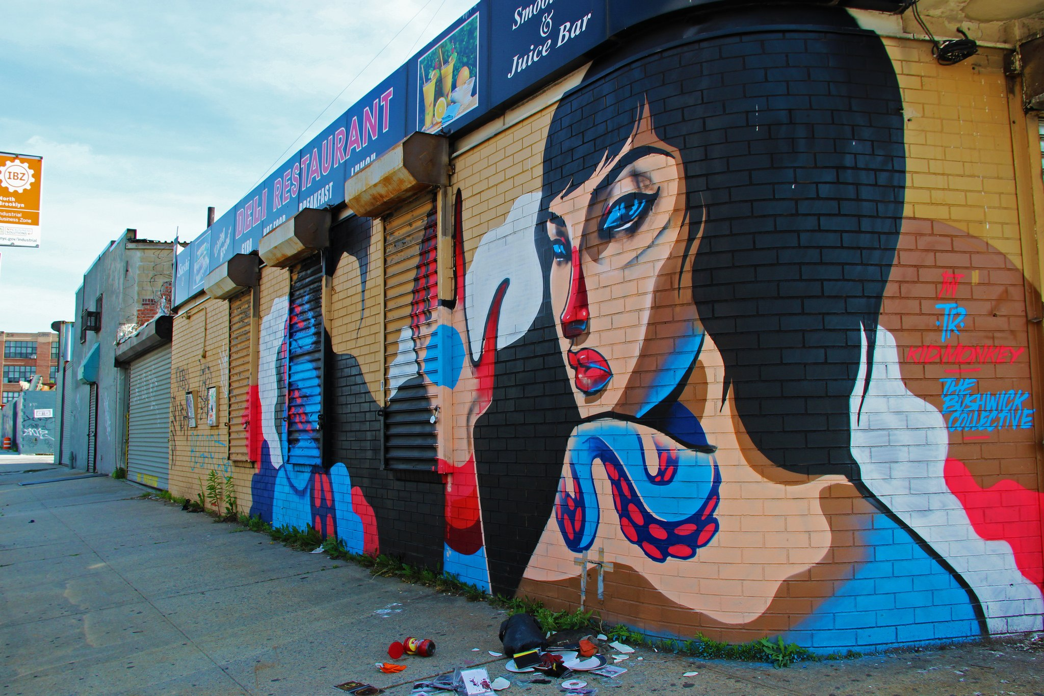 Bushwick art, Bushwick Collective