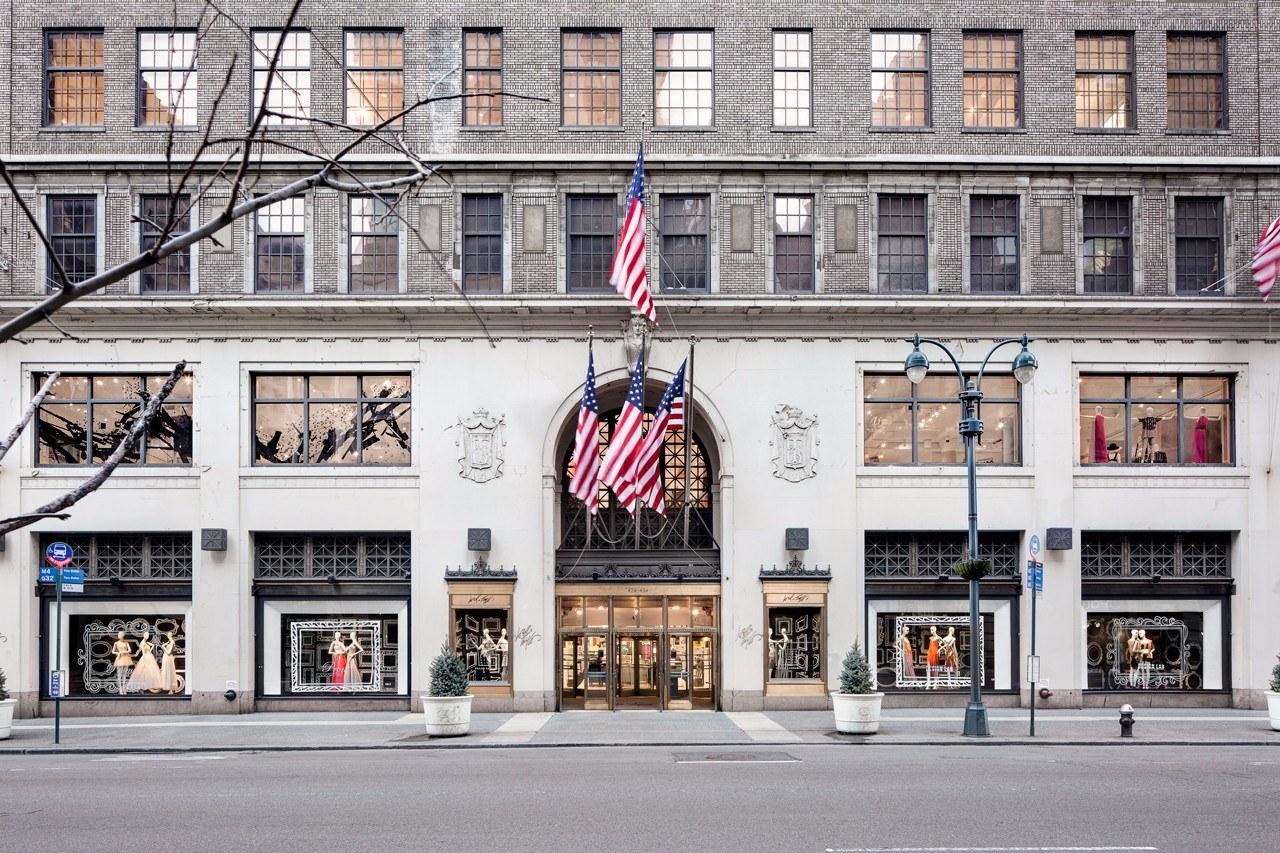 Fashion Ave  New York Ny