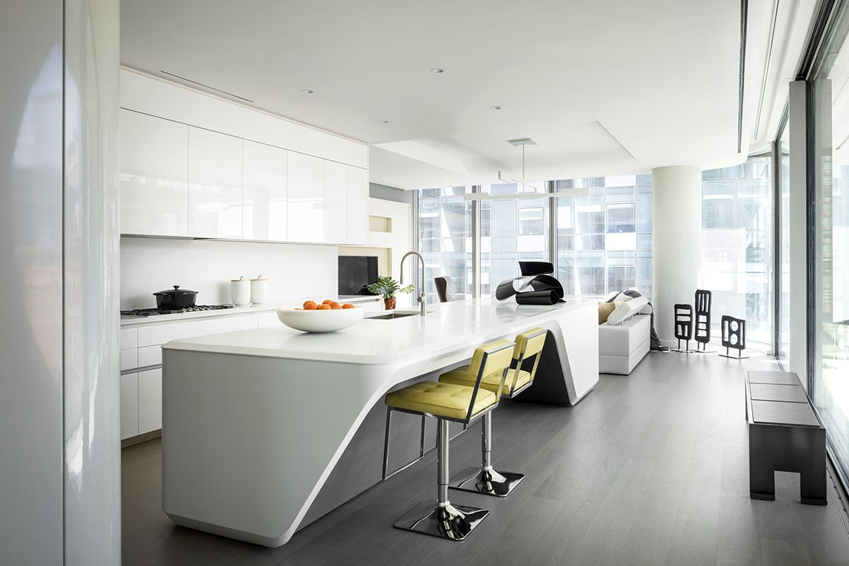 Revealed Inside The Model Residences Of Zaha Hadid S 520 West 28th Street 6sqft