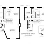 27 West 67th Street, Rosie O'Donnell apartment, Abby Leigh apartment