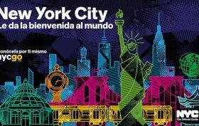 NYC & Company, New York City Marketing, Mexico City Ad
