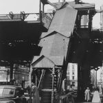 Sid Kaplan, New York Transit Museum, NYC train history, Deconstruction of the Third Avenue El, elevated trains NYC