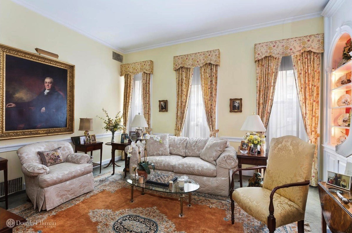 townhouse once owned by president martin van buren hits the market