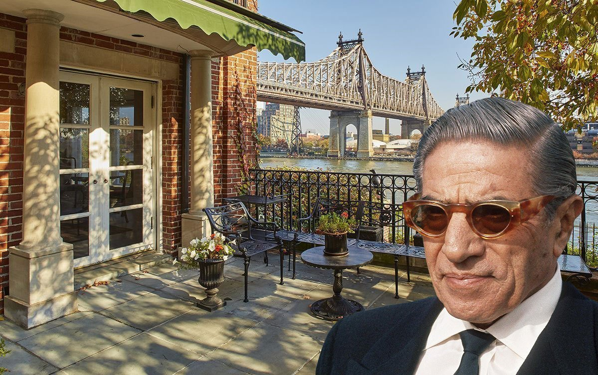 f895a1f9a1317a Ari Onassis' former Sutton Place townhouse hits the market for $30M ...