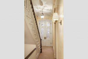 Lichtenstein, 118 West 12th Street, cool listings, townhouses, greenwich village, interiors