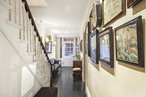 Lichtenstein, 118 West 12th Street, cool listings, townhouses, greenwich village, interiors