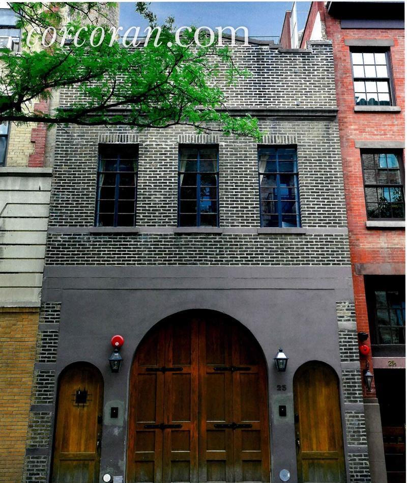 23 Cornelia Street, cool listings, taylor swift, celebrities, west village, carriage houses
