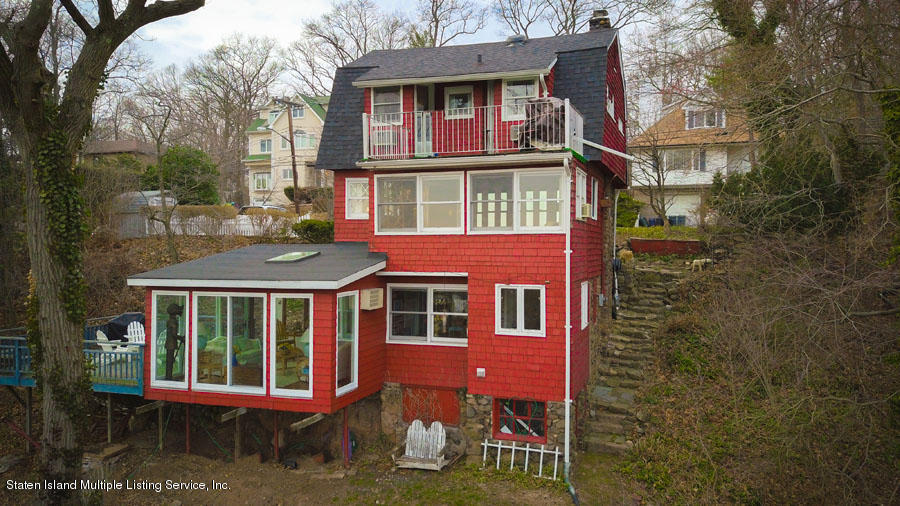 298 lighthouse avenue, staten island, gingerbread cottage, cottages, quirky homes, cool listings