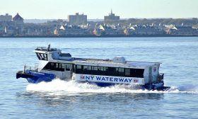ny waterway, ferry service