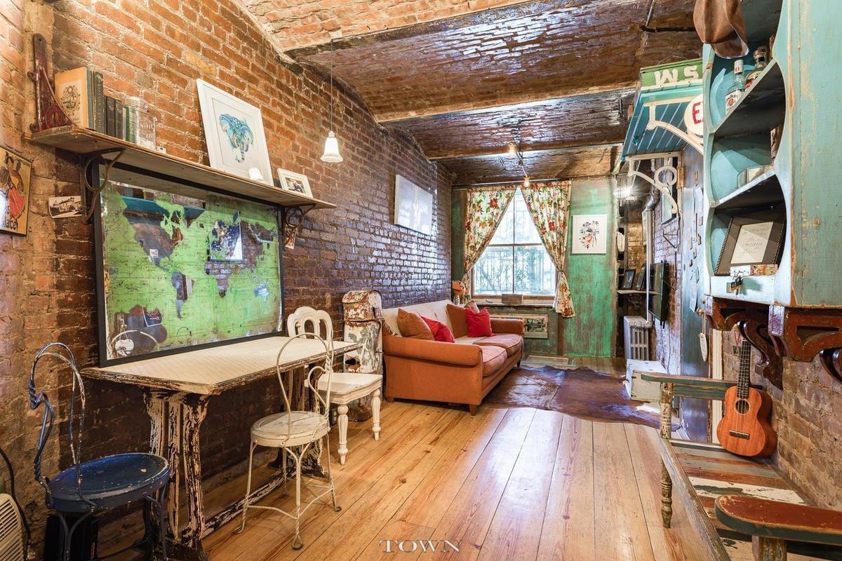 Posted on fri april 14 2017 by michelle cohen in cool listings east village interiors quirky homes