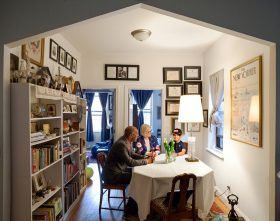 suzy chase osborne, CookeryByTheBook, west village apartment