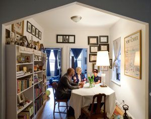 suzy chase osborne, CookeryByTheBook, west village apartment