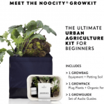 Grow Kit, NooCity, Urban Garden