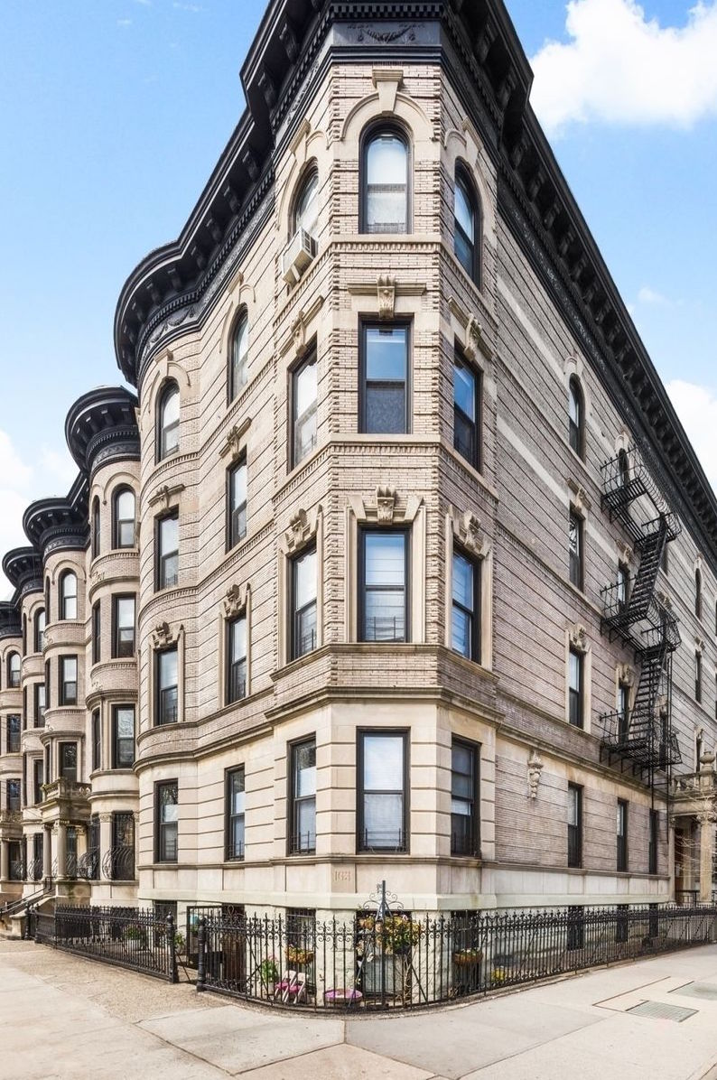 163 Prospect Park West, Park Slope, Co-ops, Cool listings