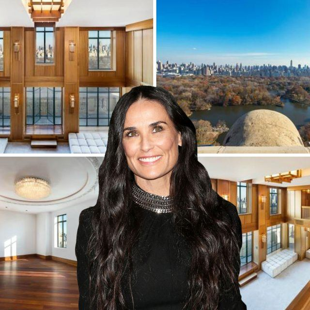 Demi Moore finally sells San Remo penthouse for a much-reduced $45M