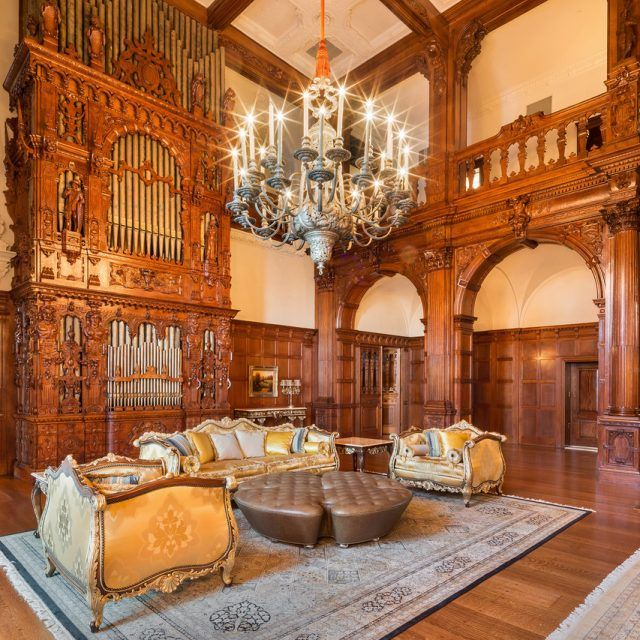 100-year-old New Jersey 'castle' with 58 rooms hits the market for $48M
