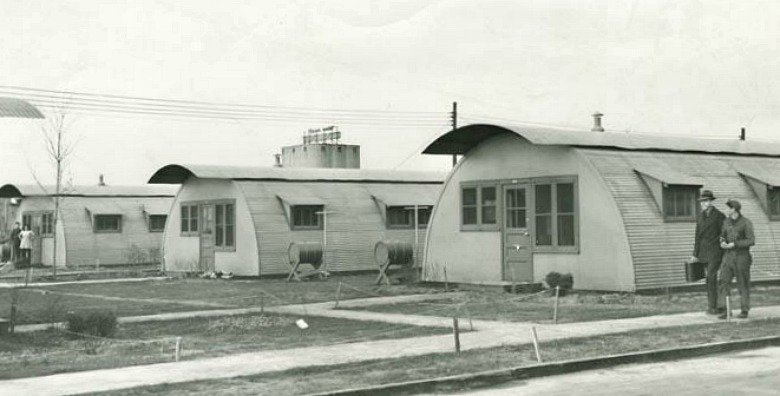 The history of NYC's Quonset Huts, Robert Moses-era veterans housing