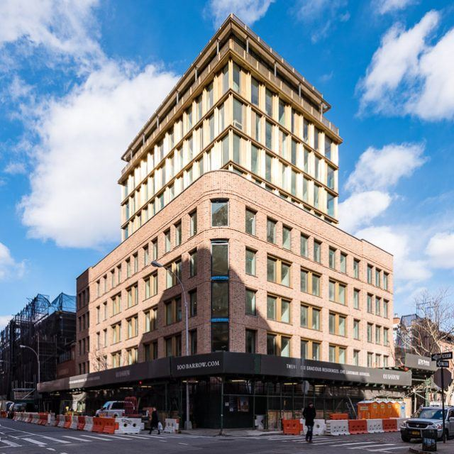 7 chances to buy an affordable condo in the West Village's posh 100 Barrow Street, from $90K