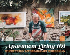 where to buy affordable art in brooklyn
