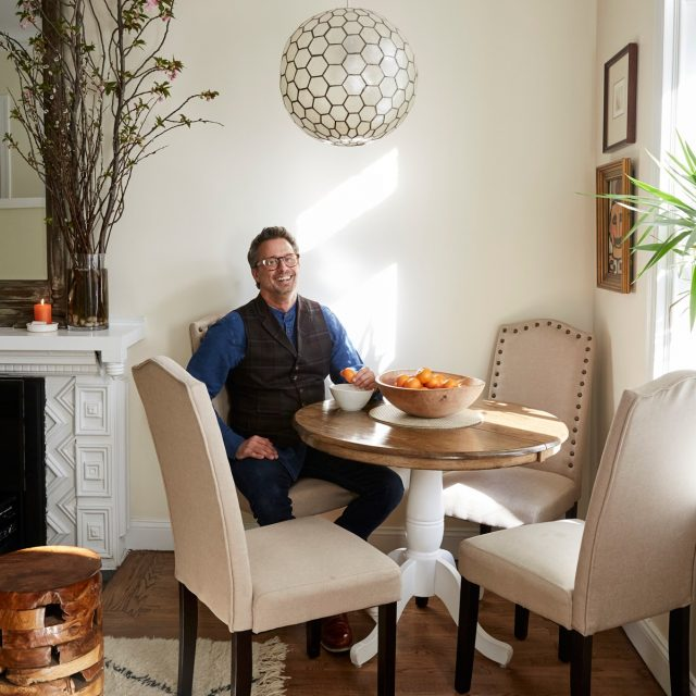 My 360sqft: Realtor Michael Miarecki brings calming beach vibes and clever storage to the Upper East Side