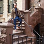 Michael Miarecki, Upper East Side studio, tiny apartment storage solutions, beachy interior