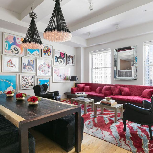 Yoga businessman Rishi Bali lists his funky, furnished FiDi condo for $1.7M