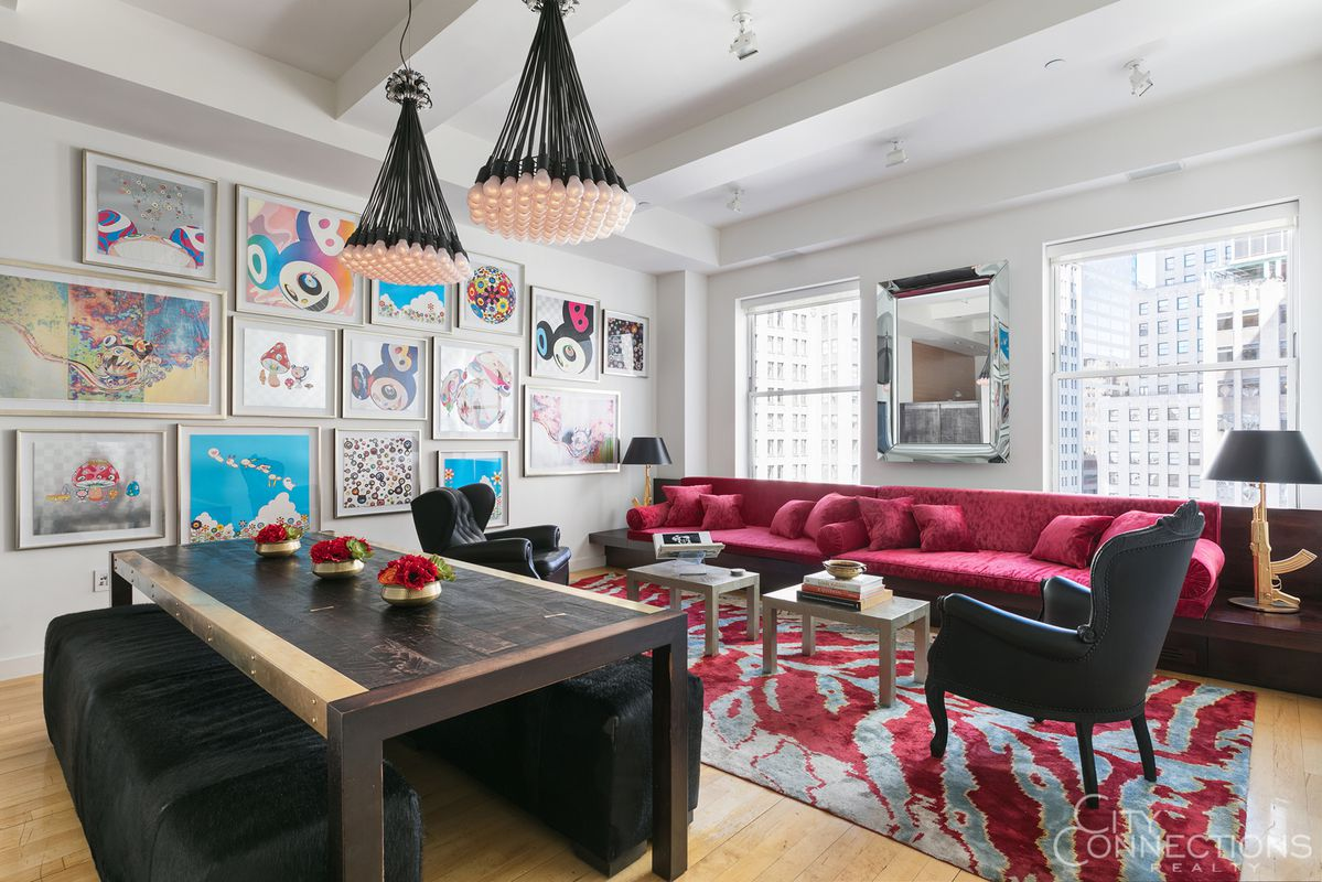 Posted On Tue, April 25, 2017 By Emily Nonko In Cool Listings, Financial  District, Interiors