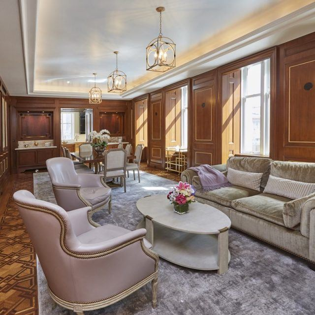 $24M full-floor condo in the historic Apthorp would be the building's largest and most expensive sale ever