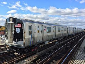nyc subway, bombardier, r179