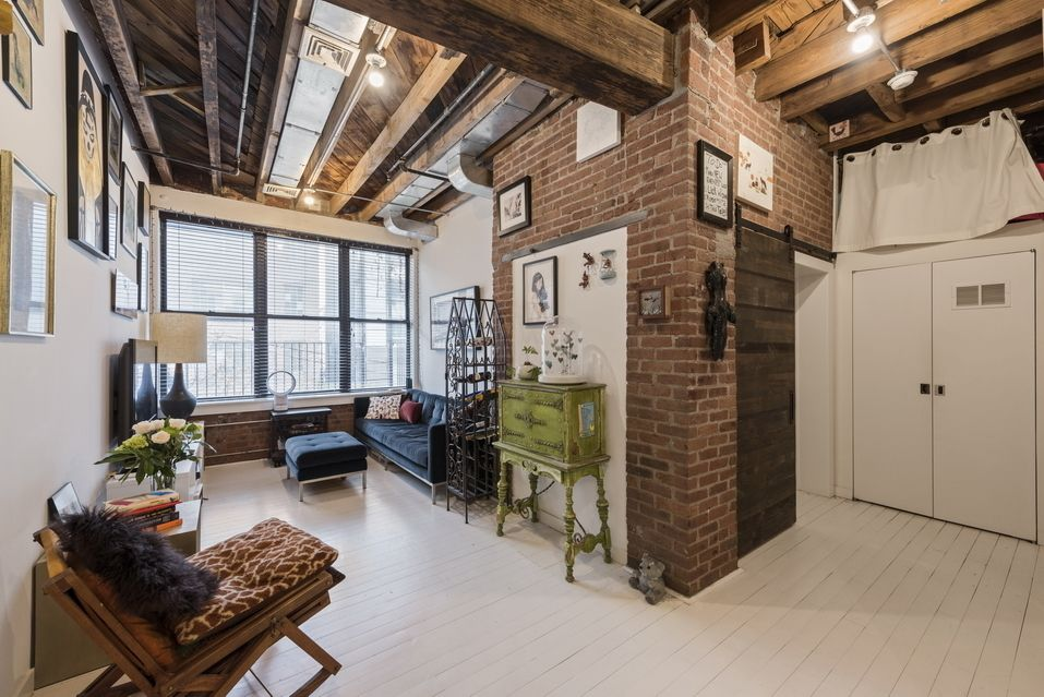 Bakery Turned Condo In Williamsburg Holds An Incredible