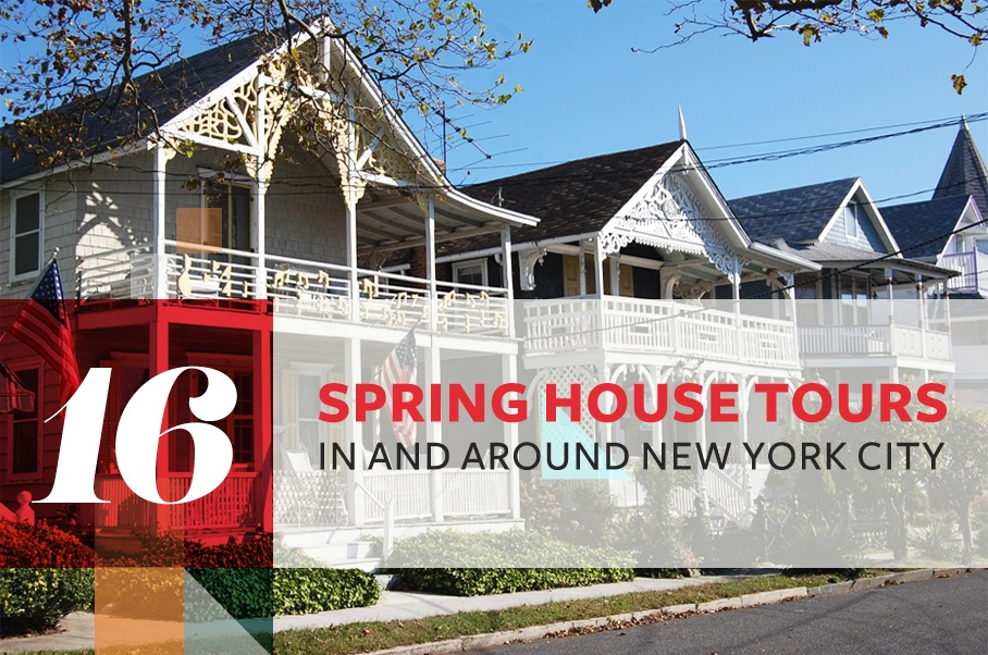 16 spring house tours to check out in and around NYC
