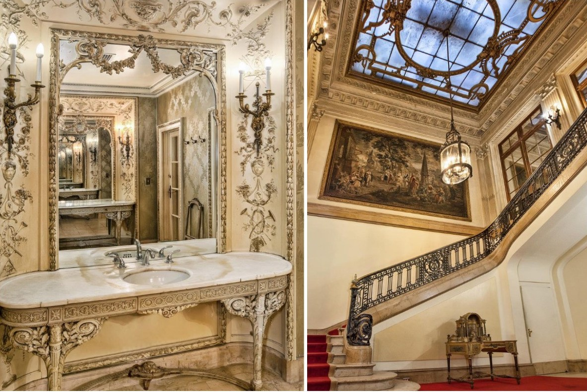 Manhattan S Last Intact Gilded Age Mansion Can Be Yours