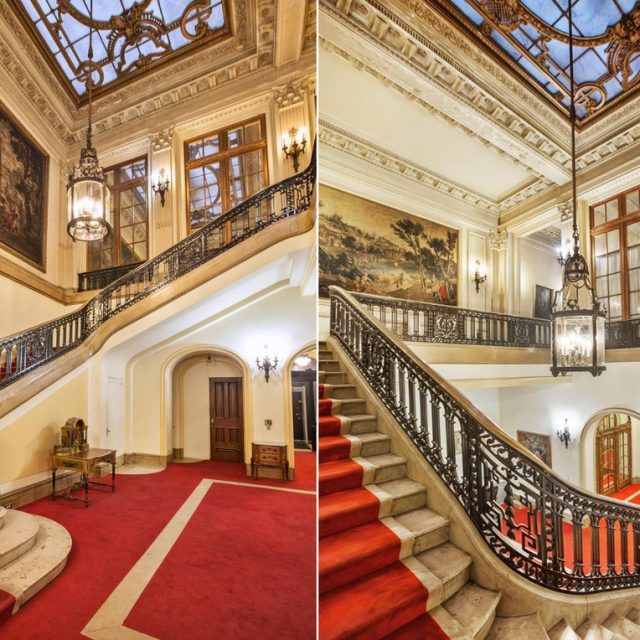 Manhattan's last intact Gilded Age mansion can be yours for $50M