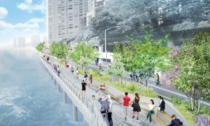east river greenway