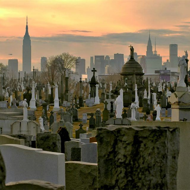 Five million dead in Queens: The history of New York City's 'cemetery belt'